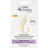 LONG4LASHES Maska serum do włosów PLEX POWER