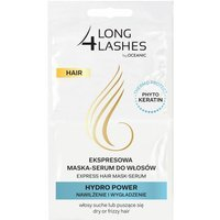 LONG4LASHES Maska serum do włosów z fitokeratyną